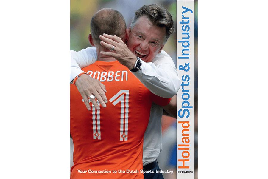 Jaarboek Holland Sports & Industry 2014/2015