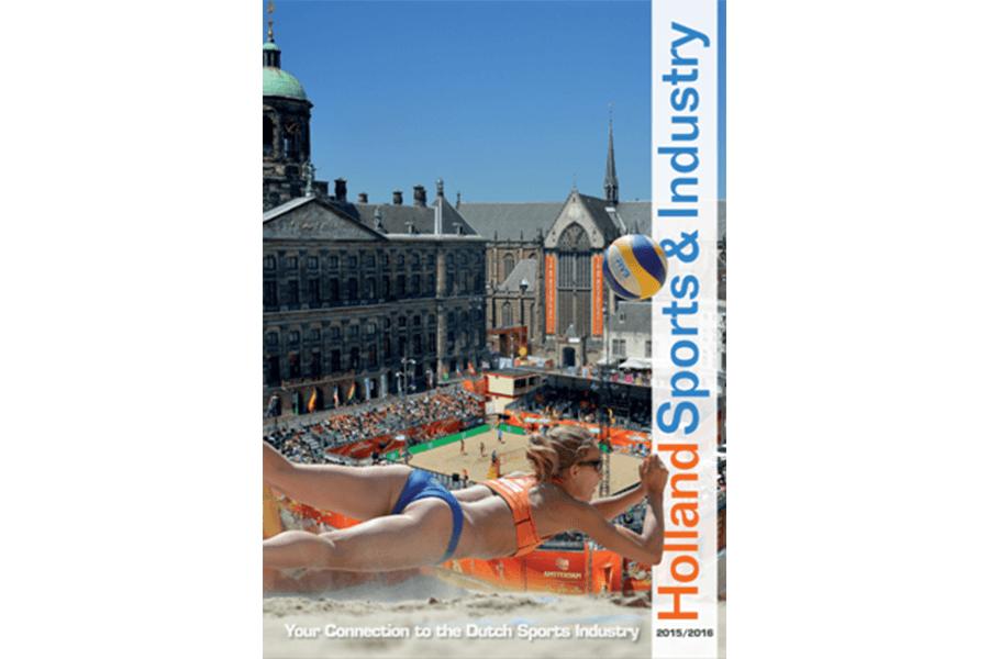 Jaarboek Holland Sports & Industry 2015/2016