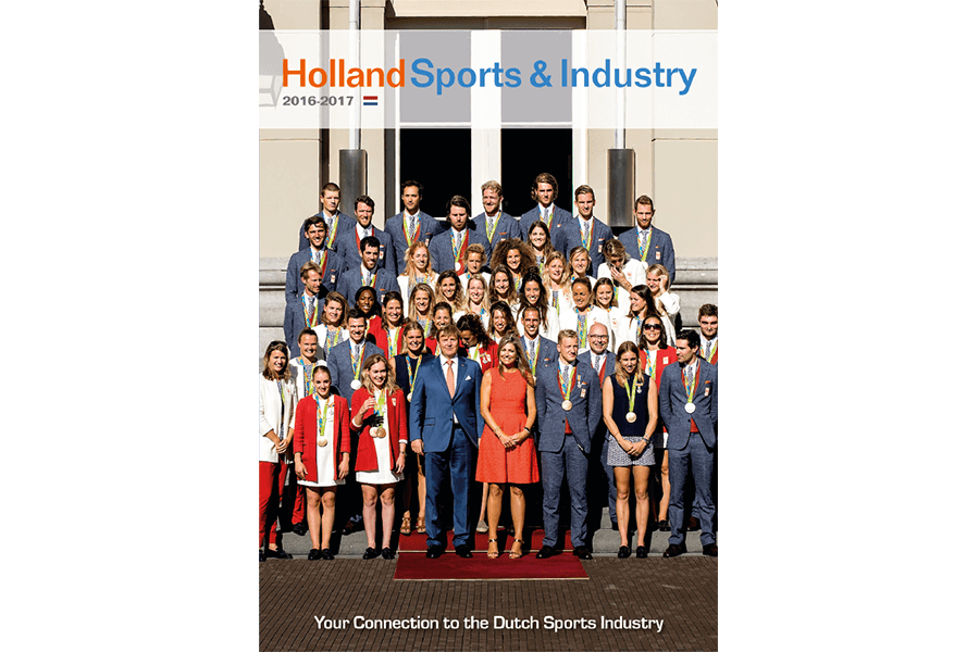 Jaarboek Holland Sports & Industry 2016/2017