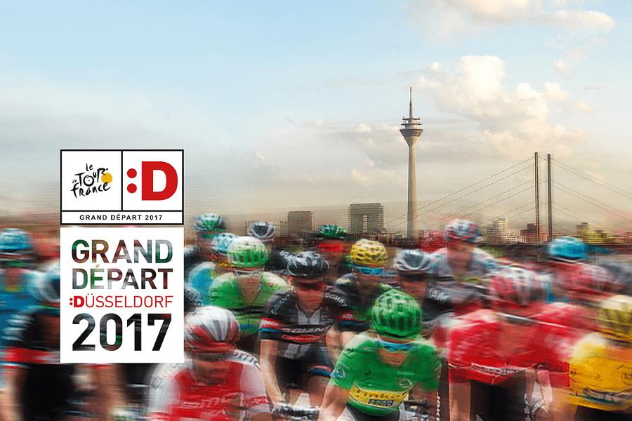 SportTechMatch Grand Départ Düsseldorf 2017