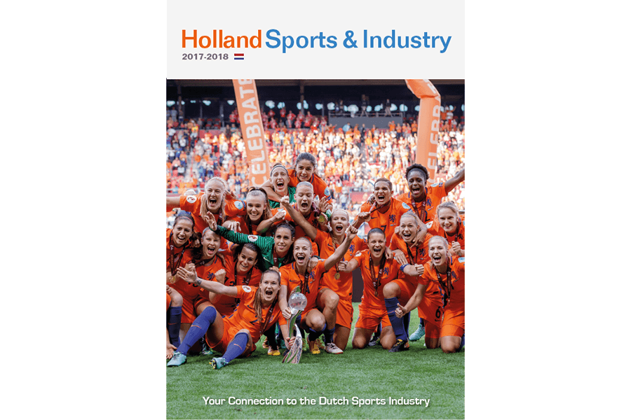 Jaarboek Holland Sports & Industry 2017/2018